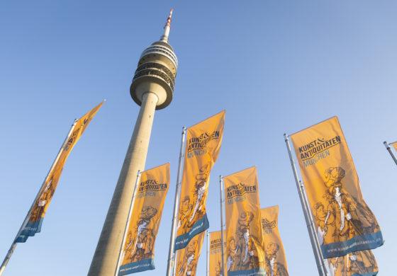 98. Kunst & Antiquitäten München ist eröffnet – Impressionen der Vernissage am 17. Oktober 2018