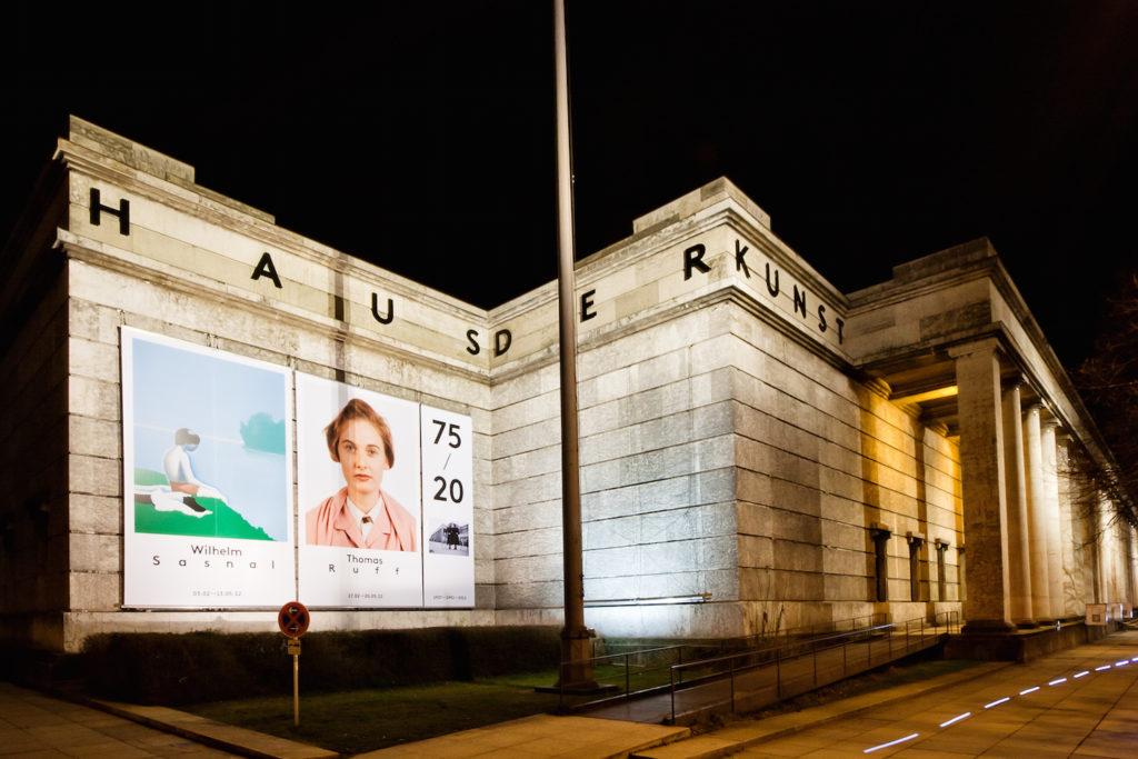 Fassade Haus der Kunst